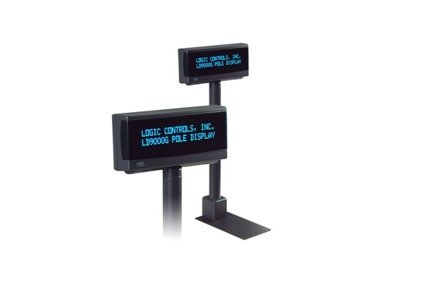 logic controls pole display drivers ld9000