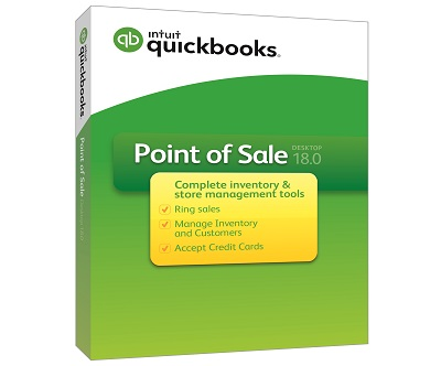 QuickBooks Point Of Sale-Merchant Light