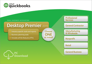 QuickBooks Desktop Premier-Merchant Light