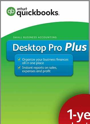 QuickBooks Desktop Pro Plus-Merchant Light